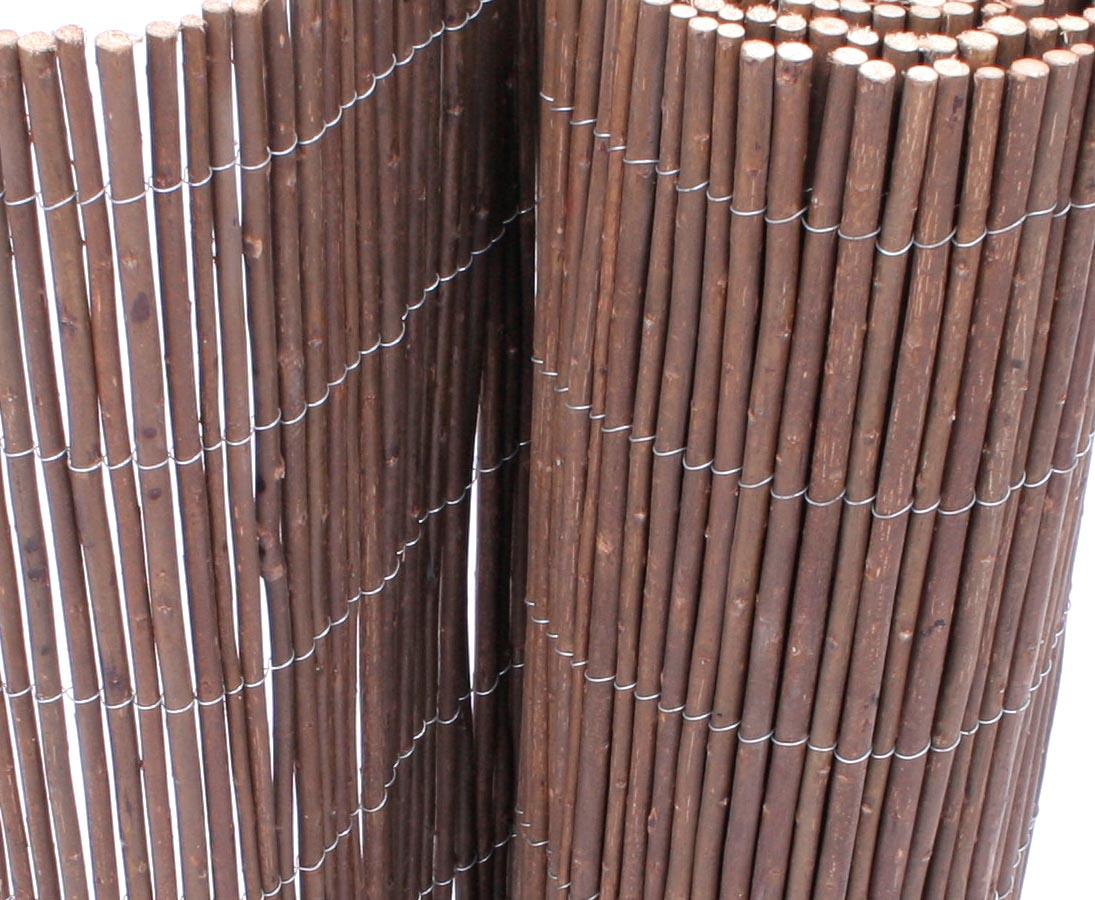 Weidenmatte Als Sichtschutz Mit 180cm Online Kaufen