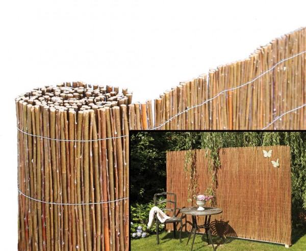 """Weidenmatte, """"Chiemsee"""" 200 x 500cm"""