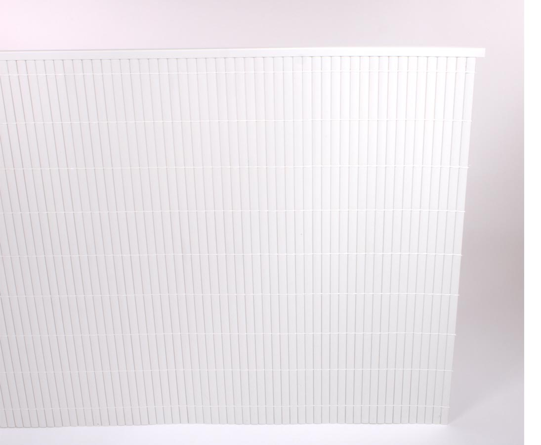 Balkon Sichtschutz Pvc 90x300cm Weiss Hier Bestellen