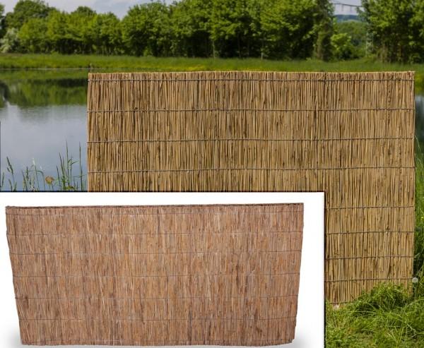 """Schilfrohrplatte """"Usedom"""" mit 150 x 200cm"""
