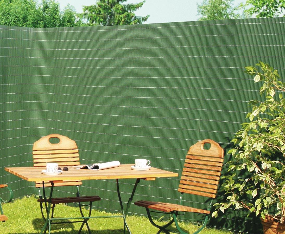 Pvc Sichtschutzmatte Sichtschutzmatte Bambus Gartenzaun