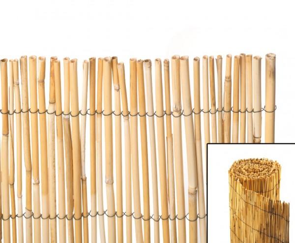 """Wandverkleidung Bambusmatte, """"Hongkong"""" 150 x 500cm"""