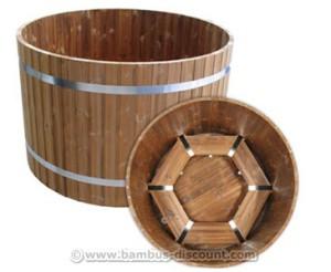 Badefässer für Ihren Garten von bambus-discount.com