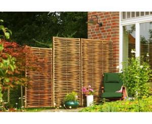 hochwertiger Haselnusszaun kaufen auf bambus-discount.com