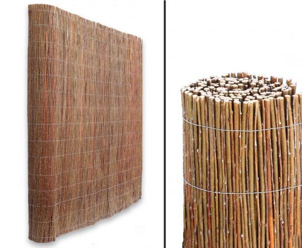 """Sichtschutz Weidenmatte, """"Chiemsee"""" 180 x 300cm"""