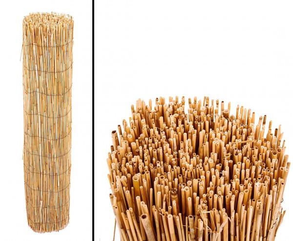 Bambusmatte Rio 200 x 500cm, eco Modell, Bambus Sichtschutz