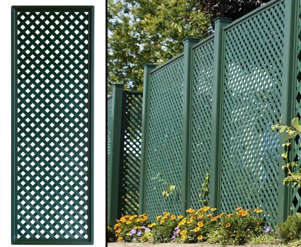 """Sichtschutz Coventry """"Diamant"""", 185 x 65cm, grün"""