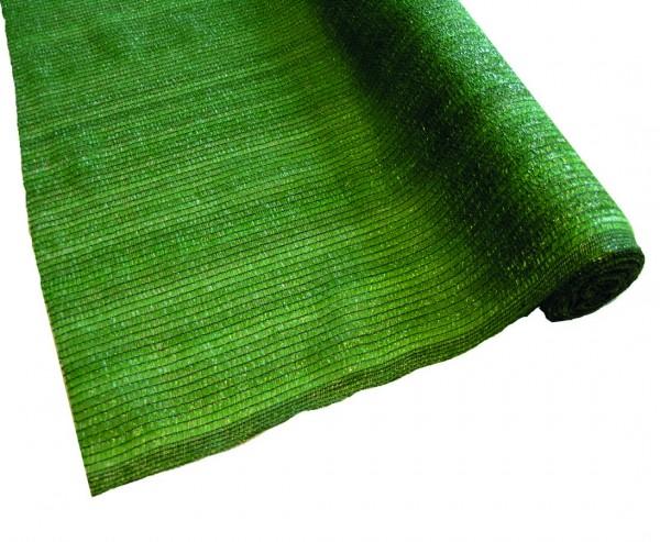 Schattiergewebe, ca. 120gr. pro qm, 100 x 1.000 cm, Farbe hellgrün