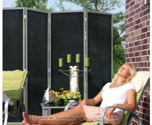 Sichtschutz für den Garten von bambus-discount.com