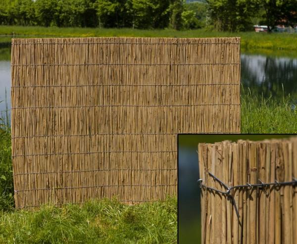 Schilfrohrplatte für Wärmedämmung 150 x 200cm mit 5cm