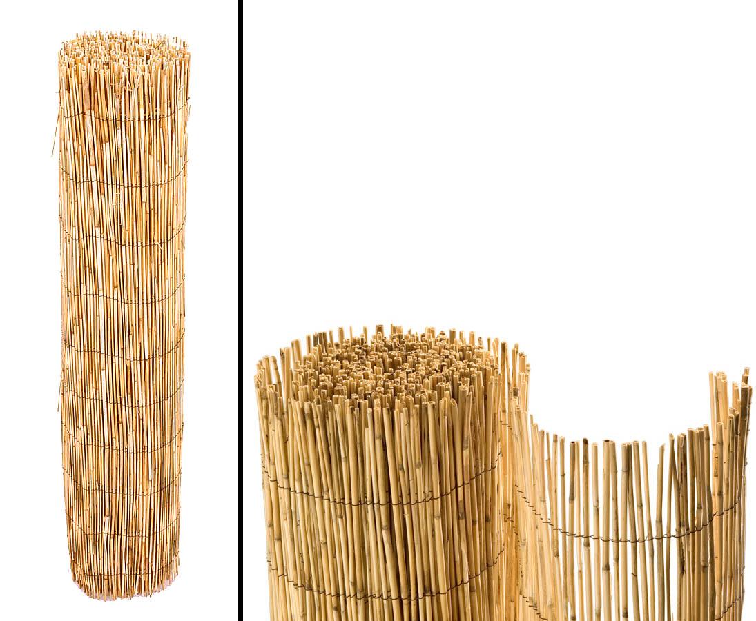 Eco Modell Bambus Sichtschutz Gunstig Bambusmatte Rio 200 X 500cm