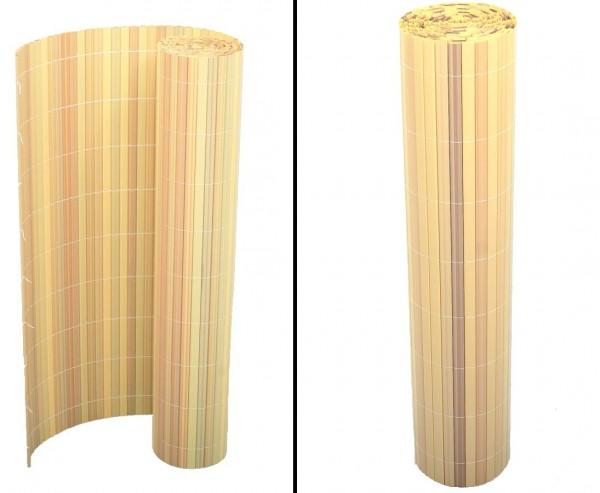 "Kunststoffmatte, ""Sylt"" 80 x 300cm, bambus farbig"