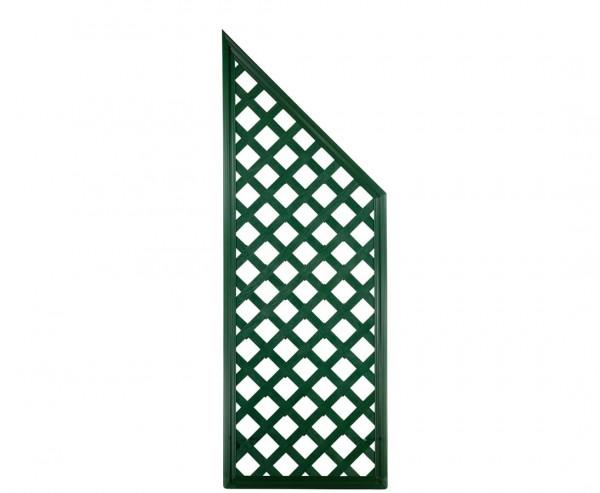 """Sichtschutz Coventry """"Classic"""", Abschlußelement 185 x 65cm, grün"""