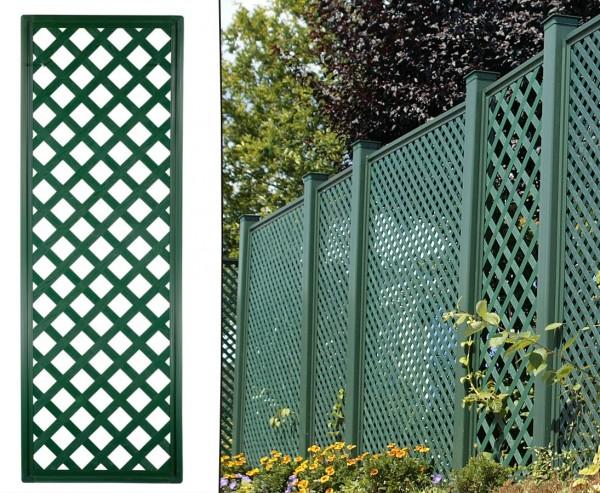 """Terrassen Sichtschutz Coventry """"Classic"""" grün, 185 x 65cm"""