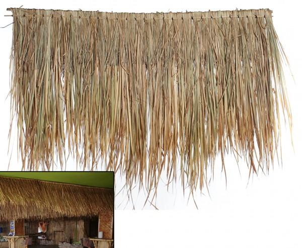 Palmdach Paneele mit 135x90cm gewebt und gebunden