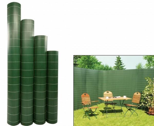 """Sichtschutzmatten grün, """"Sylt"""" 180 x 200cm"""