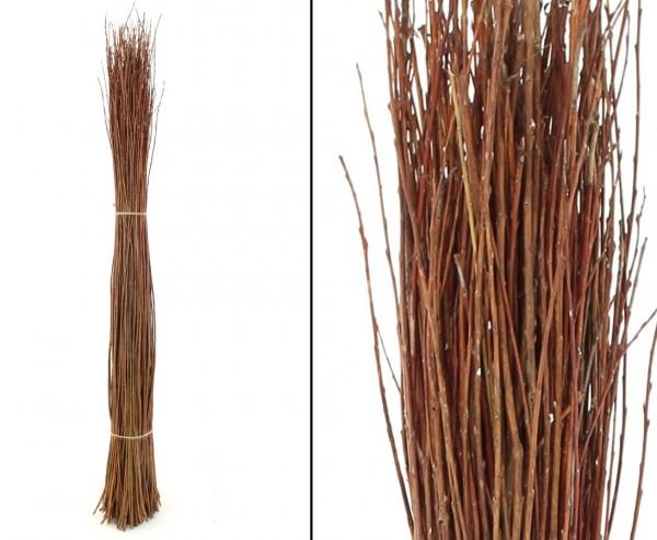 Weidenbündel naturbelassen Höhe 160cm mit Durch. ca. 15 bis 20cm