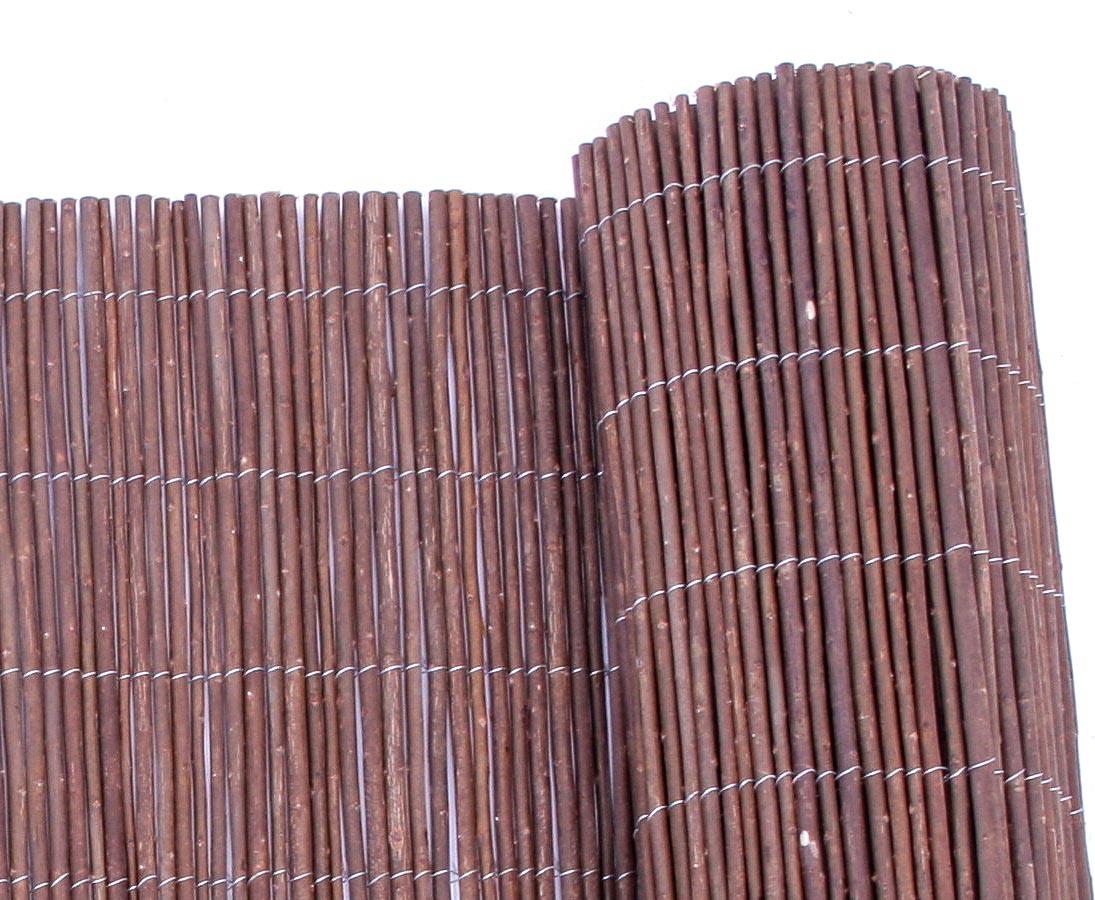 Sichtschutzmatte Aus Weidenruten 200x300cm Gunstig Kaufen