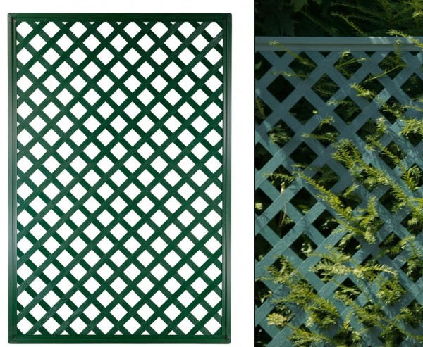 """Garten Sichtschutz Coventry """"Classic"""" grün, 185 x 125cm"""