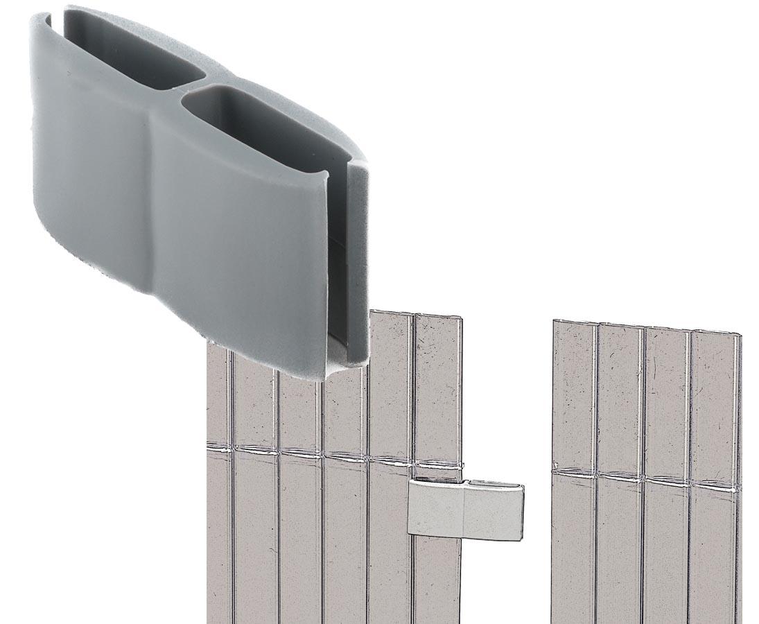 Mattenverbinder Fur Kunststoff Balkon Sichtschutz Von Videx