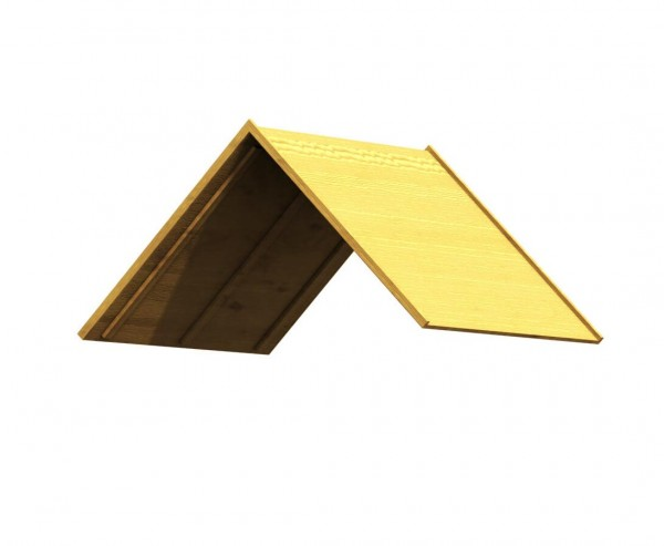 Holzdach für Spielturm Winnetoo Basis, Bausatz