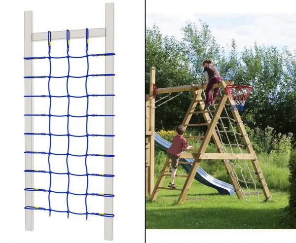 Kletternetz für Schaukel Winnetoo 225x100cm aus Kunststoff