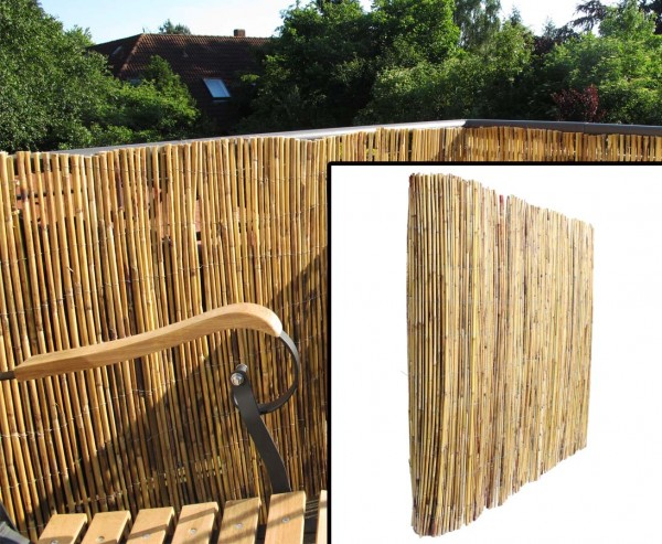 """Sichtschutz Berg-Bambusmatte, """"Kawei"""" 200 x 300cm"""