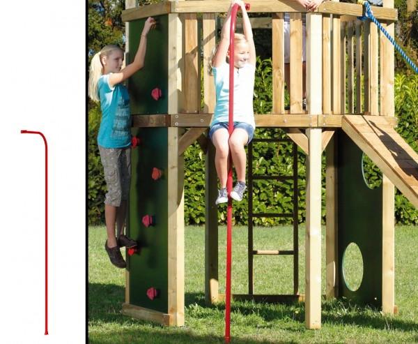 Klettergerüst Winnetoo : Feuerwehrstange für kinder kletterturm winnetoo jetzt einfach