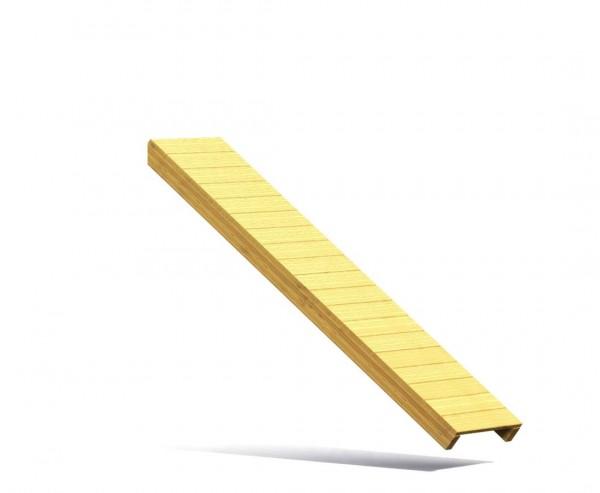 Klettersteg für Basis Spieltürme, Länge 228cm