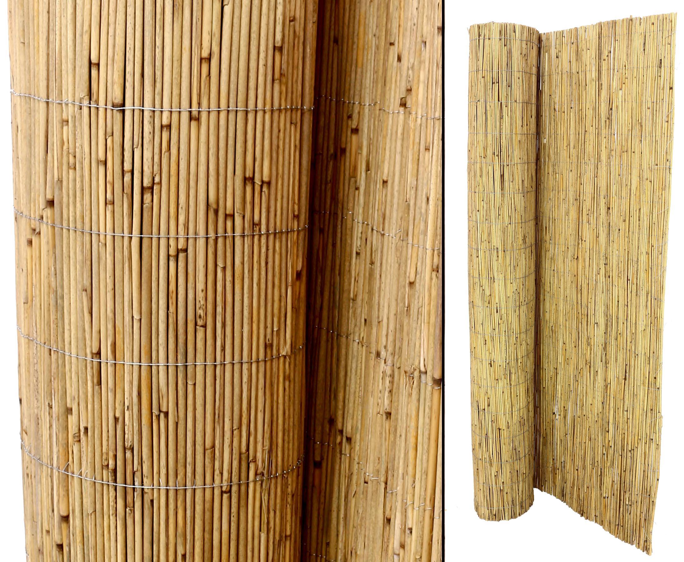 Schilfrohrmatten Gunstig Hier Im Bambus Shop Kaufen
