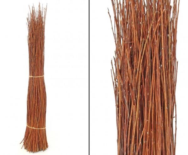 Weidenbündel natur, Höhe 120cm, Durch. ca. 16 bis 20cm