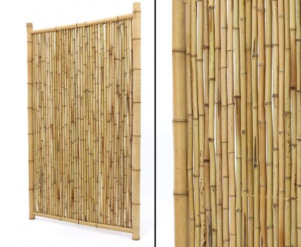 """Bambus Sichtschutzwand """"TEN New Line7"""" 150 x 90cm"""