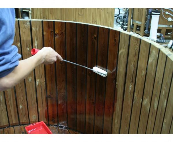 TubCoat, 2 Komponenten Kunststoff Oberflächen Anstrich