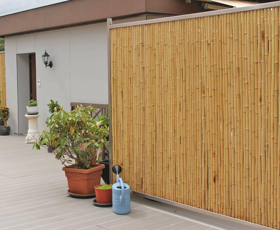 Bambusmatten Stabil Mit 200x250cm Gunstig Online Kaufen