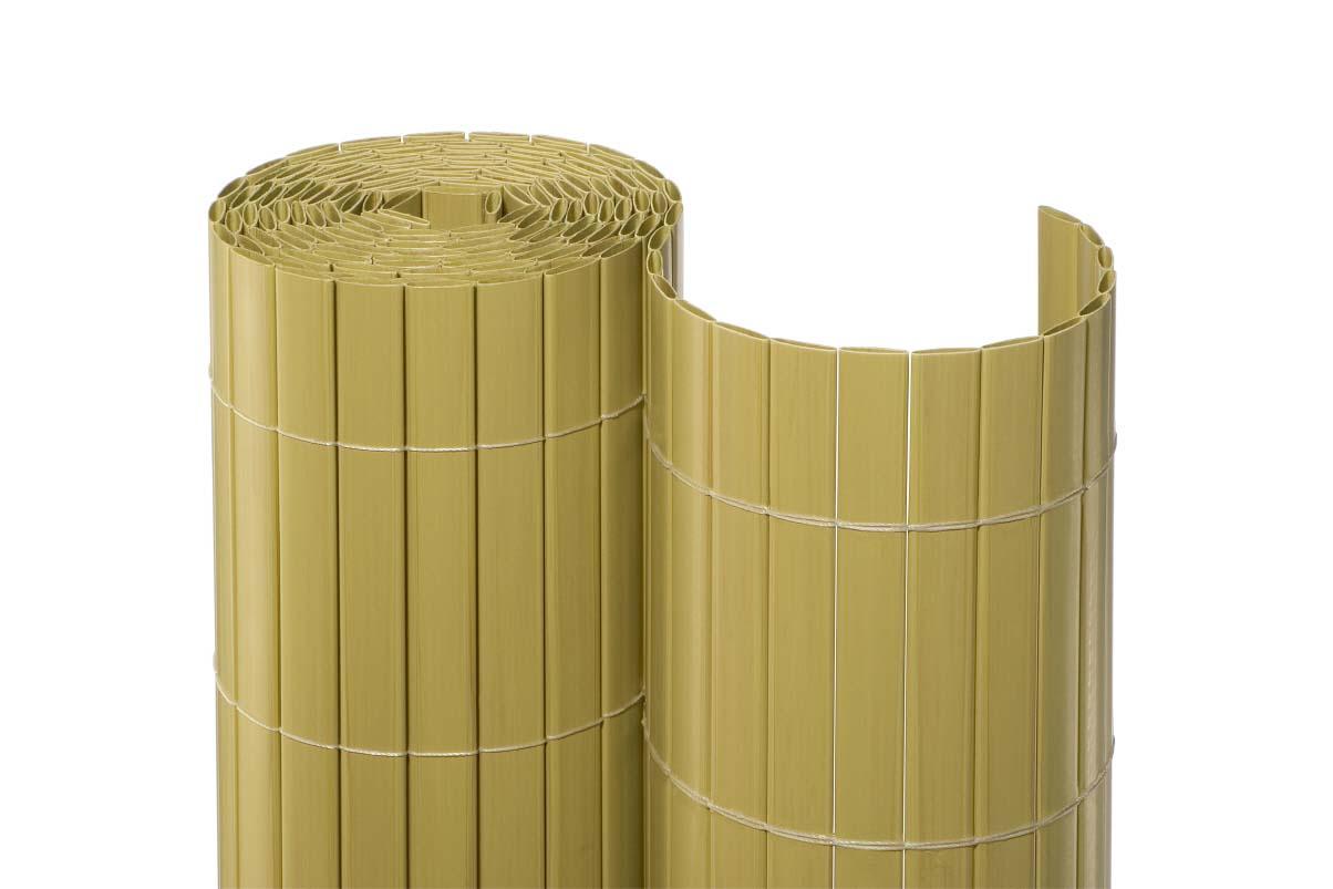 Balkon Sichtschutz Kunststoff 90x300cm Bambus Kaufen