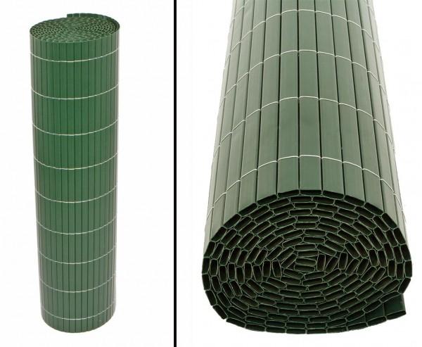 """Balkonverkleidung """"Sylt"""" mit 100 x 300cm, grün"""