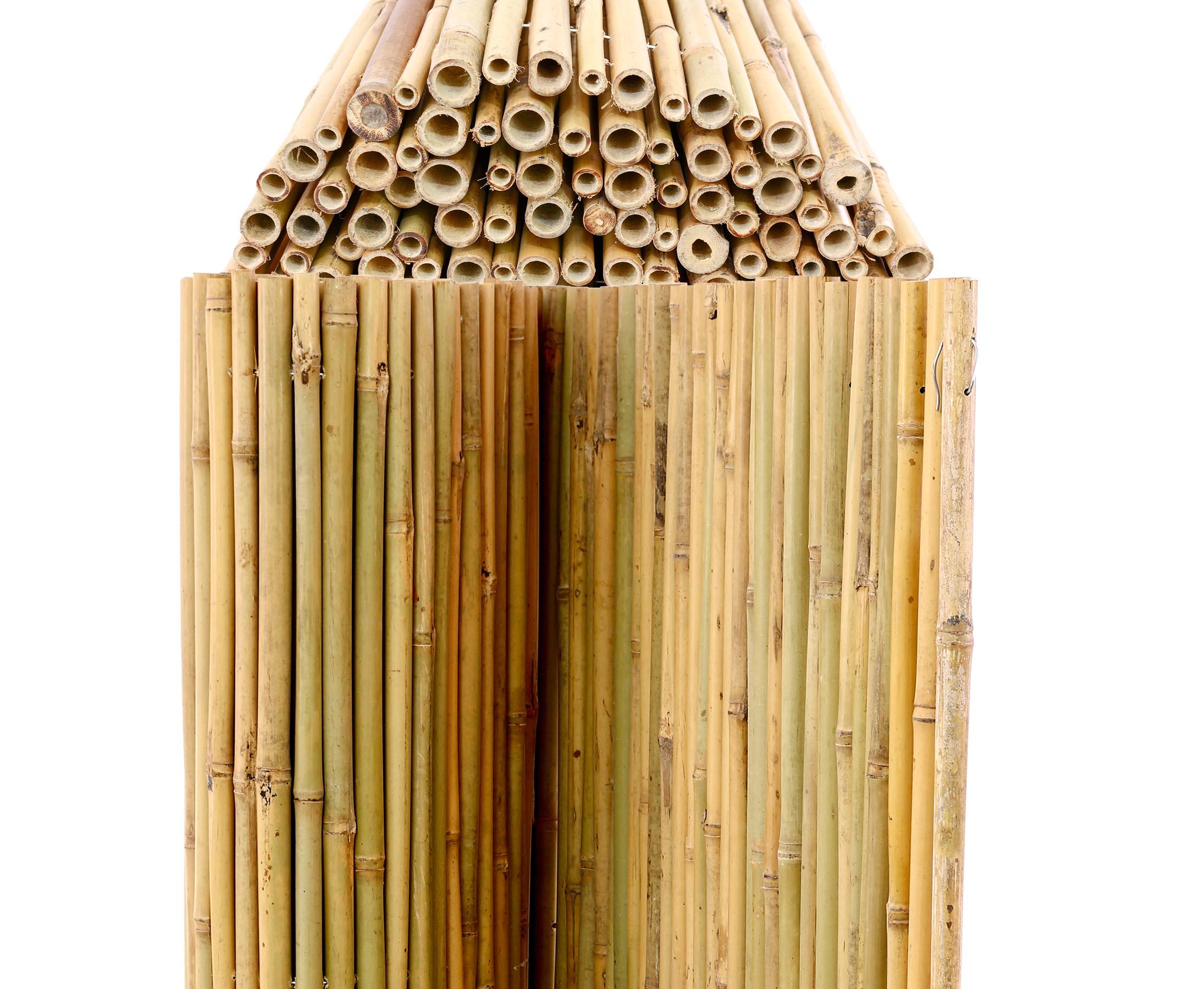 Extrem Stabile Bambusmatten 150x300cm Gunstig Kaufen