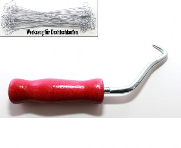 Verschlusswerkzeug für Bindedraht, Basic Modell