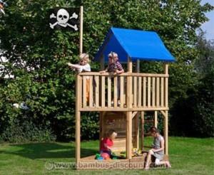 Kinder Spieltürme zum Spielen und Toben!