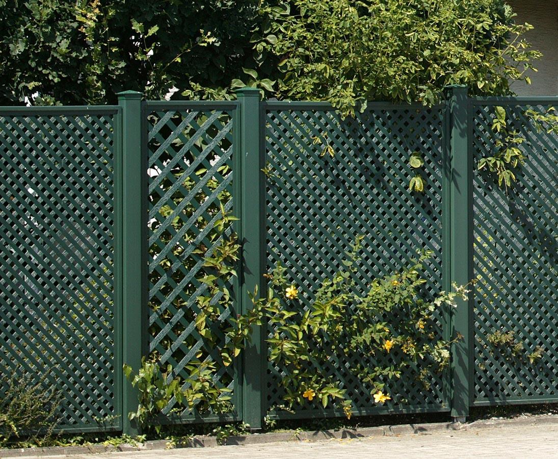Garten Sichtschutz Coventry Classic Grun 185 X 125cm Hier
