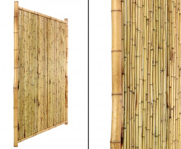 """Bambuswand hochwertig """"TEN New Line1"""" 180 x 120cm"""