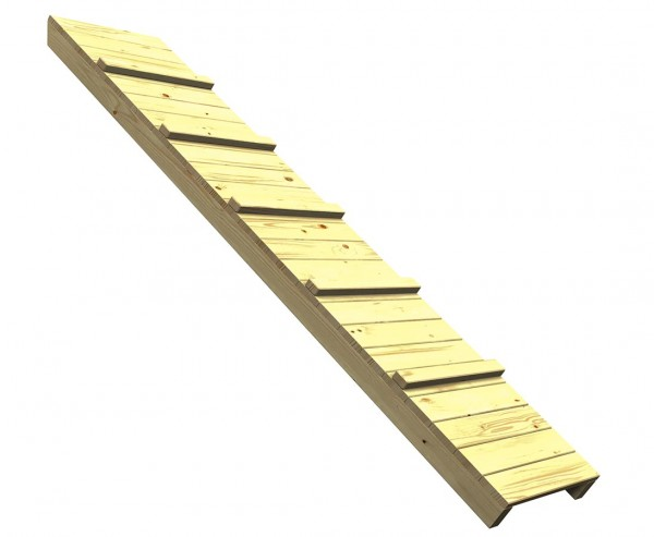 Klettersteg für Basis Spieltürme Länge 228cm