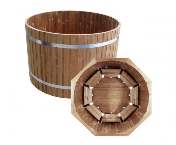 Badefass Stadard mit einem Durchmesser von 180cm