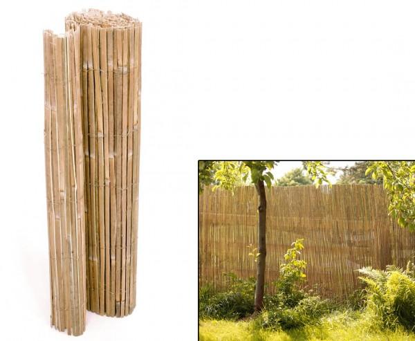 "Bambusmatte, ""Seoul"" 180 x 300cm aus Bambusstreifen"