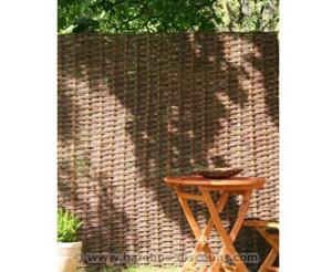 Hochwertige Sichtschutzmatten aus Bambus jetzt bestellen bei bambus-discount.com