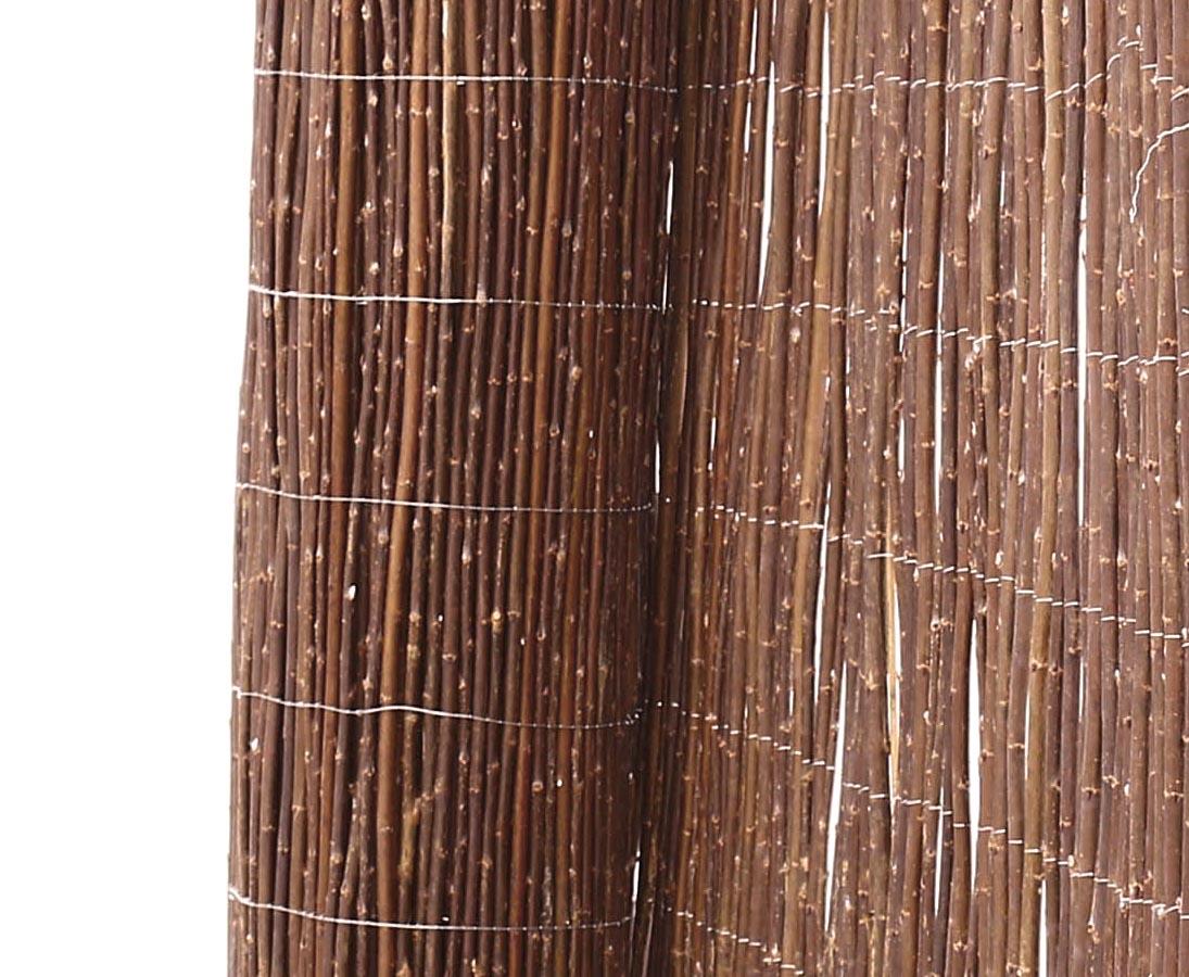 Videx Weidenmatte Sichtschutz Balkonverkleidung Weide 90cm X 300cm