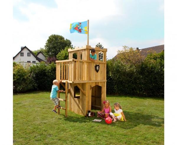 "Spielturm Ritterburg Erlebniswelt ""FIPS"", 109x163x247cm"