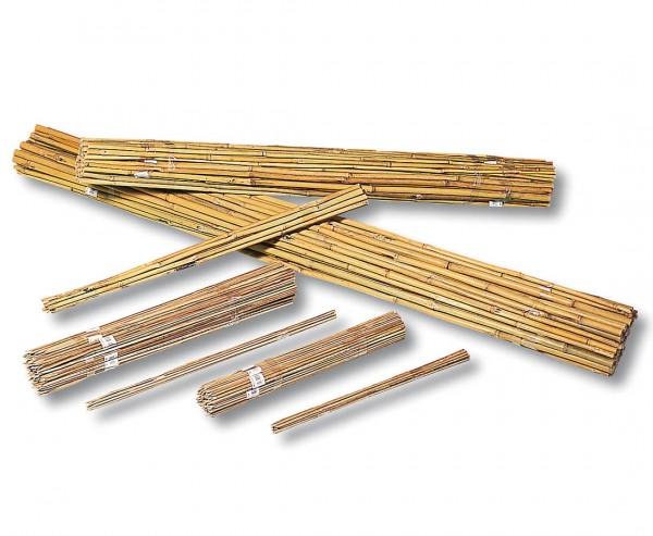 Bambus-Splittstäbe, 50 cm, natur, 10 Stück