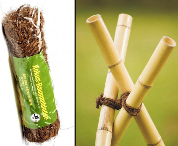 Kokosgarn witterungsbeständig und reißfest mit ca. 15m lang