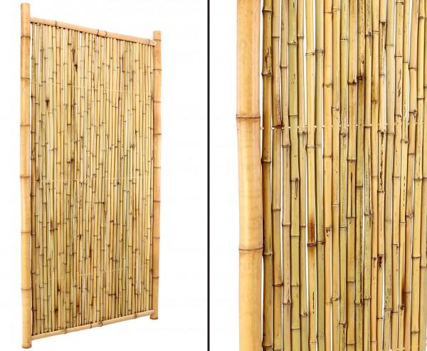 """Bambus Sichtschutz """"TEN"""" 180 x 90cm"""